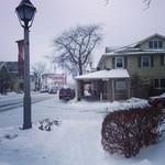 Delafield in the Winter