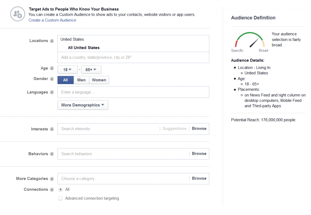 More Best Practices for Facebook Ads