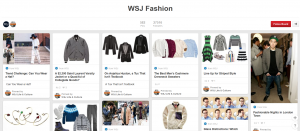Is Pinterest's target audience changing?