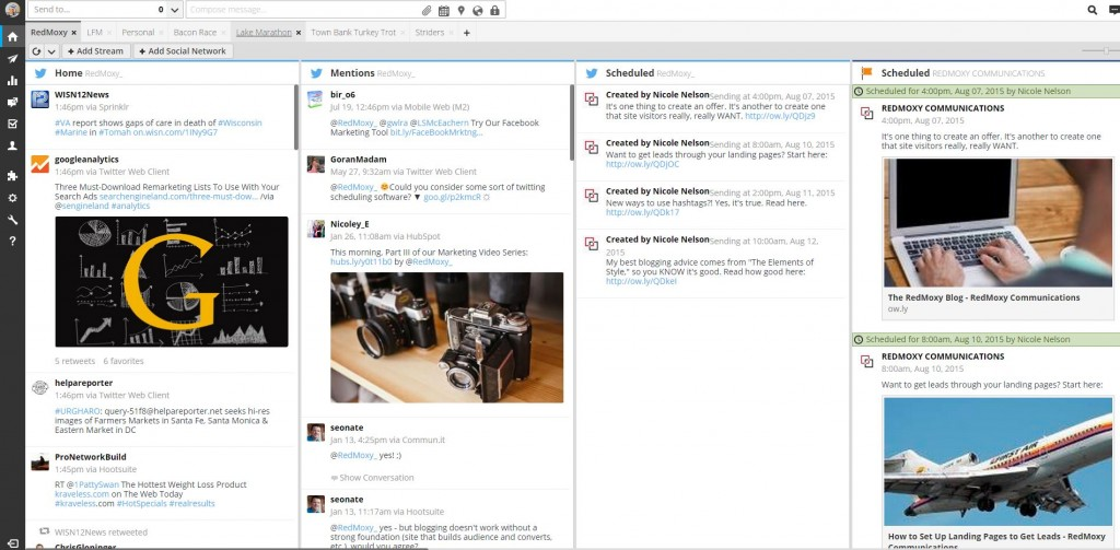 Tips and Tricks of HootSuite